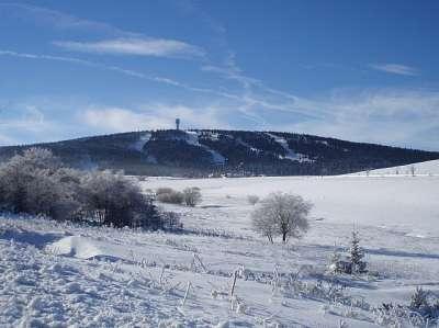 Hora Klínovec foto