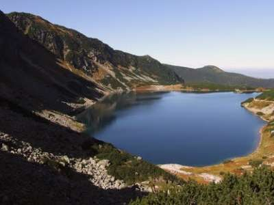 Ledovcová jezera foto