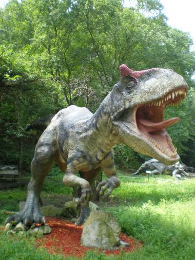 Dinopark Bratislava foto