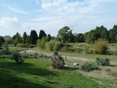 Botanická zahrada Nitra foto