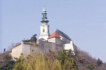 Nitrianský hrad foto