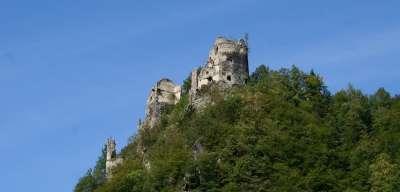 Starý hrad foto