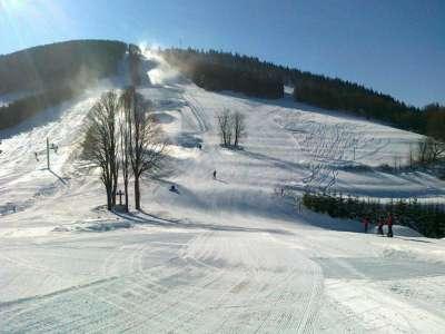 Lyžařské středisko Javorinka Čičmany foto