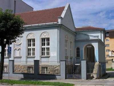 Muzeum židovské kultury Žilina foto