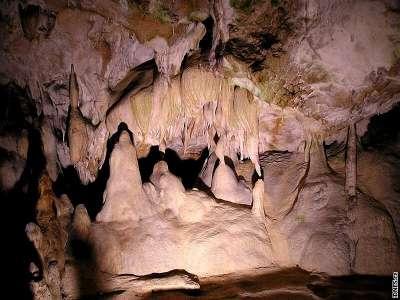 Harmanecká jeskyně foto