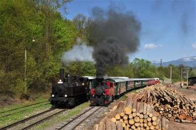 Čiernohronská železnice foto