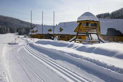 Lyžařské středisko Tále foto