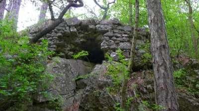Jasovský hrad foto