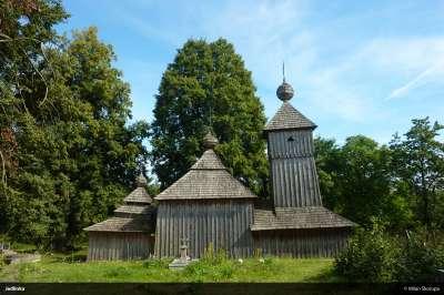 Chrám Ochrany Presvätej Bohorodičky - Jedlinka foto