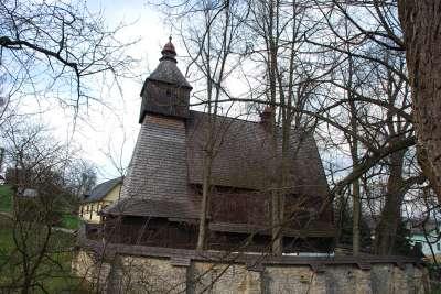 Kostel sv. Františka z Assisi Hervartov foto