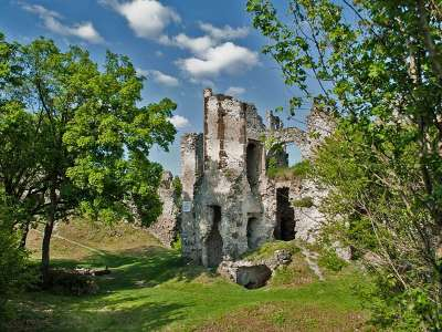 Viniansky hrad foto