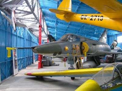 Muzeum letectví Košice foto