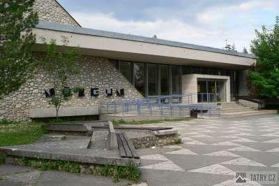 Muzeum Tatranského národního parku - TANAP foto