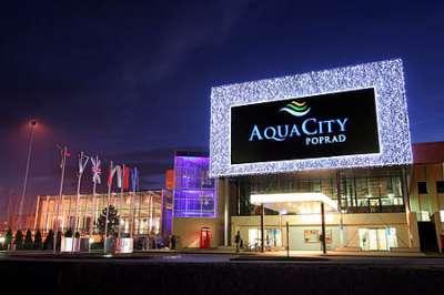 Aquacity Poprad foto