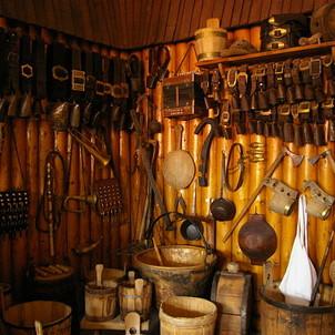 Obecné muzeum Važec foto