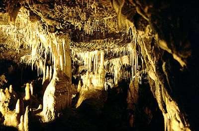 Važecká jeskyně foto