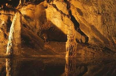 Belianská jeskyně foto