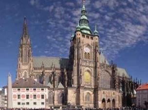 Pražský hrad foto