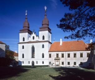 Bazilika sv. Prokopa a židovská čtvrť, Třebíč foto