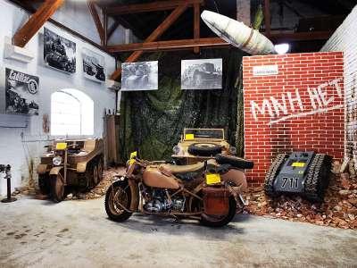 Muzeum dopravy foto
