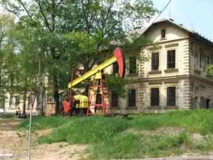 Muzeum naftového dobývání a geologie foto