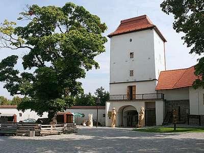 Slezskoostravský hrad foto