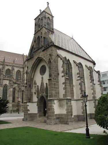 Kaple svatého Michala foto