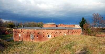 Císařsko-královská pevnost Olomouc foto