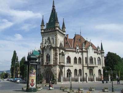 Jakabův palác foto
