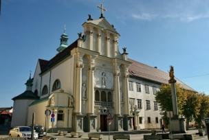 Kostel sv. Petra a Pavla v Ptuji foto