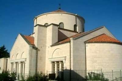 Františkánský klášter foto