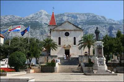 Kostel sv. Marka foto