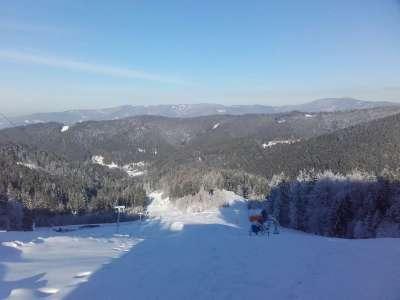 Ski areál Soláň foto