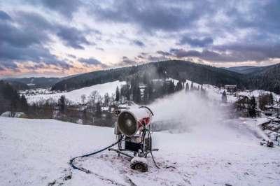 Ski areál Razula foto