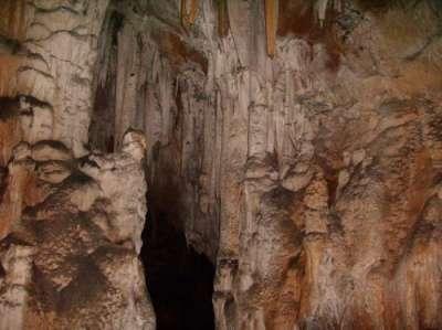 Cerovacké jeskyně foto