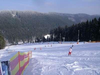 Ski areál Synot Kyčerka foto