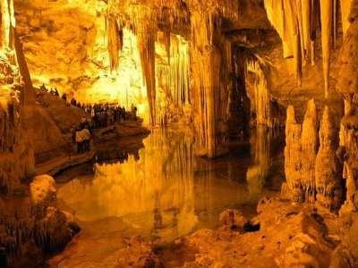 Grotta Gigante foto