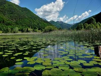 Lago di Ampola foto