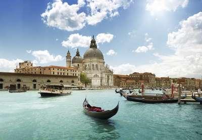 Benátky foto