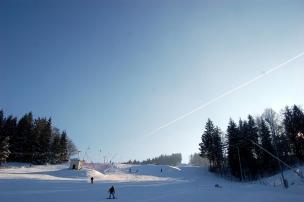 Skiareál Karolinka foto