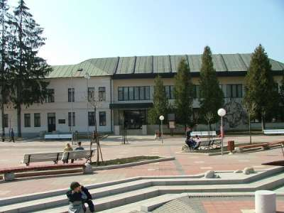 Muzeum ukrajinsko-rusínské kultury foto