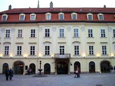Erdödyho palác foto
