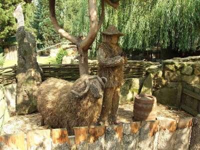 Zoo park Stropkov foto