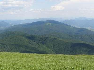 Bukovské vrchy foto
