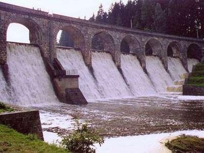 Vodní nádrž Sedlice foto