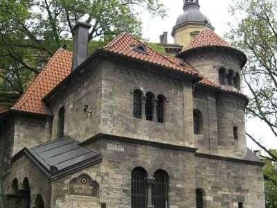Židovské muzeum Praha foto