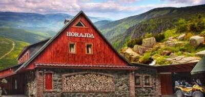 Horská chata Horajda foto