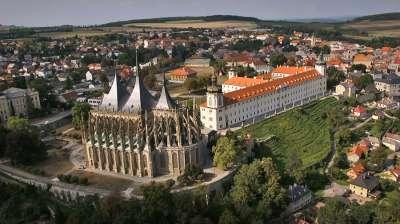 Historické centrum Kutná Hora foto