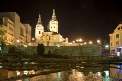 Katedrála Nejsvětější Trojice foto