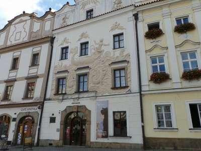 Východočeská galerie Pardubice foto
